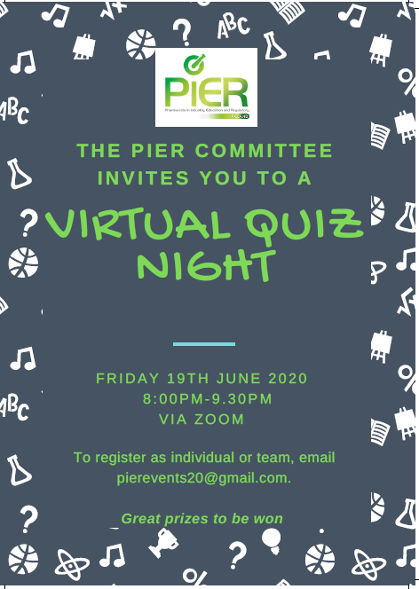 PIER Quiz Night